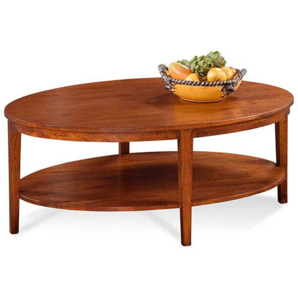 Concord Coffee Table With Storage By Braxton Culler