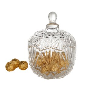 Buy clear Ivan Nut Bowl By Astoria Grand