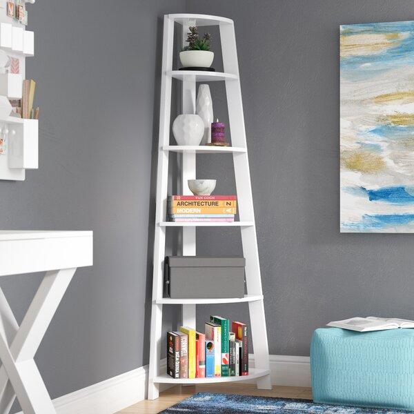 Hewitt Corner Bookcase By Breakwater Bay