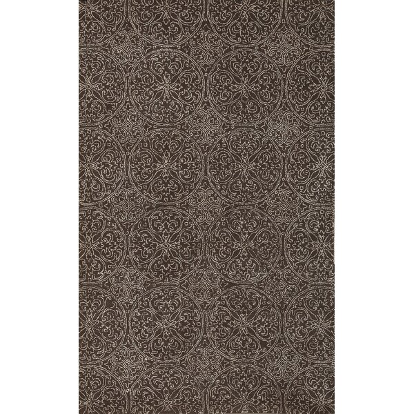 Pigg Gray Area Rug by Bloomsbury Market