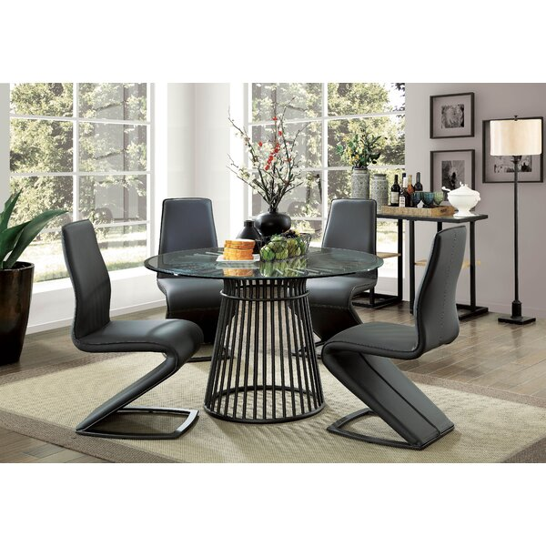 Gaynor 5 Piece Dining Set by Wrought Studio