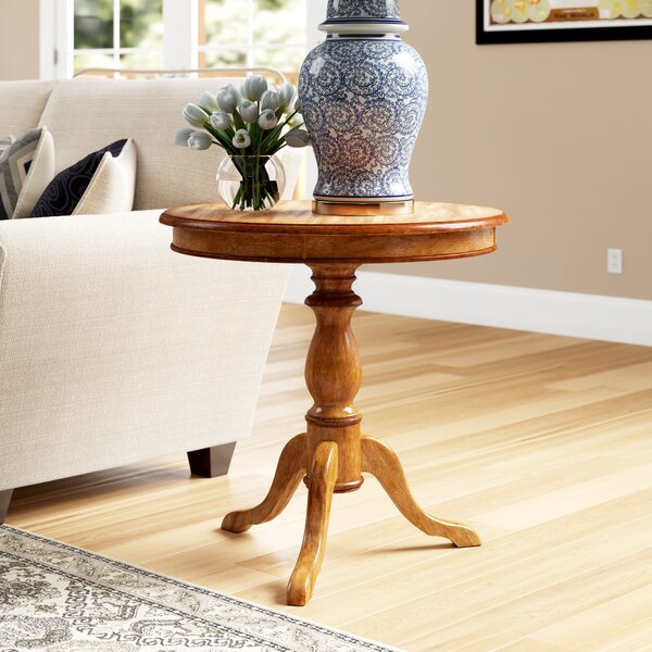Pamela End Table by Astoria Grand
