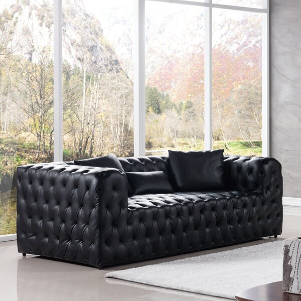Gainsborough Chesterfield Loveseat by American Eagle International Trading Inc.
