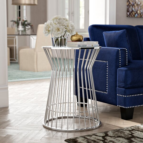Olander End Table By Willa Arlo Interiors Great Reviews