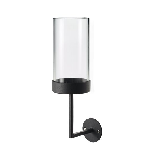 Metal Wall Sconce by Blomus