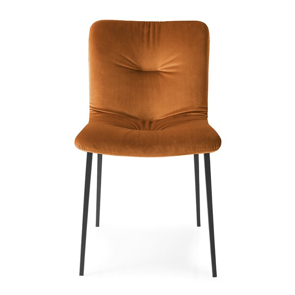 Annie Soft - Upholstered Wooden Chair By Calligaris