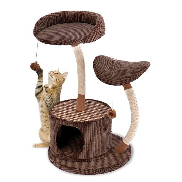 35 Retreat Hide-Away Cat Tree by Penn Plax