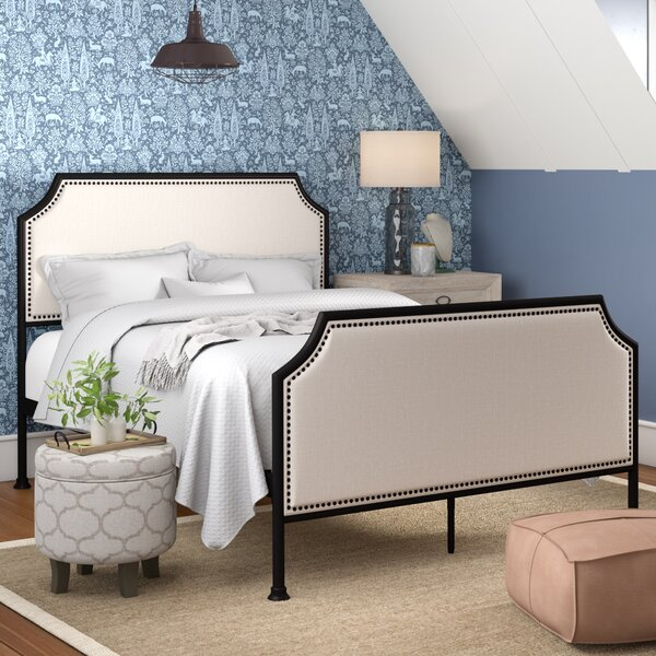 Brandy Queen Upholstered Panel Bed by Laurel Foundry Modern Farmhouse