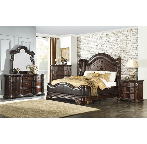 Montoya Queen Upholstered Standard Bed by Astoria Grand