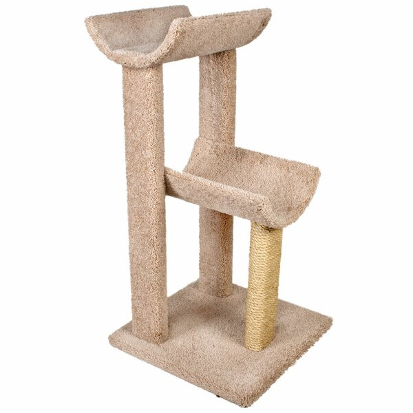 38 Small Kitty Cat Perch by Ware Manufacturing