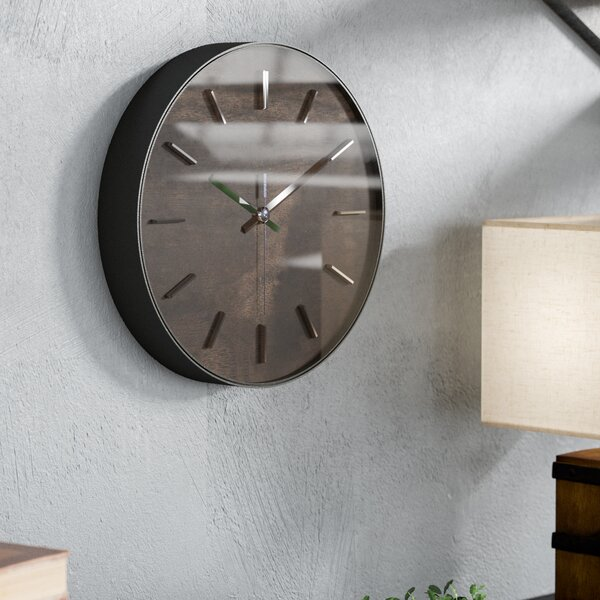 Hastings 11 Wall Clock by Union Rustic