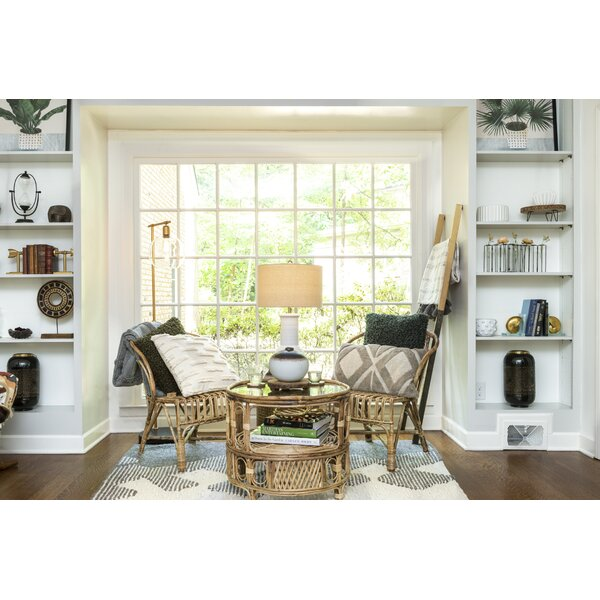 Antonucci Coffee Table With Storage By Bungalow Rose