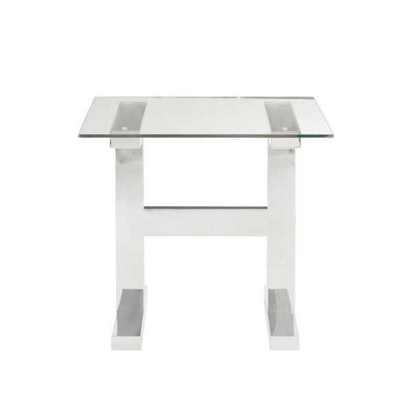Aria End Table By Bernhardt