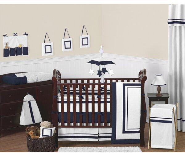 Hotel 9 Piece Crib Bedding Set by Sweet Jojo Designs