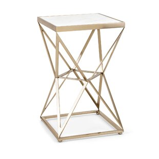 Read Reviews Calkins End Table By Ivy Bronx