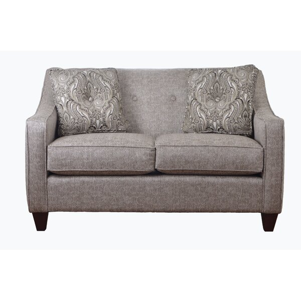 Incline Fabric Loveseat by Craftmaster