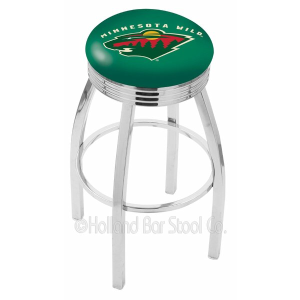 NHL 30 Swivel Bar Stool by Holland Bar Stool