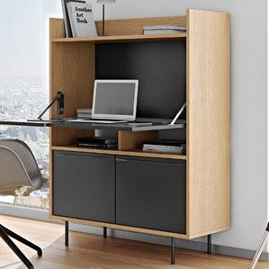 lime armoire desk