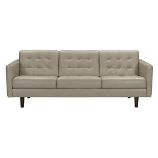Erykah Leather Sofa