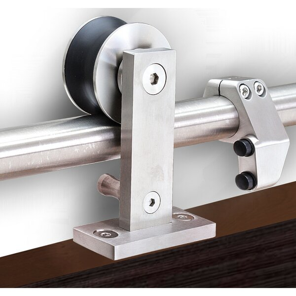 Sliding Track Barn Door Hardware by Calhome