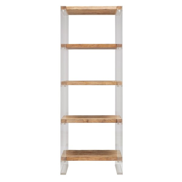 Leamon Etagere Bookcase By Foundry Select