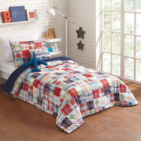 Goldie 5 Piece Comforter Set by Harriet Bee