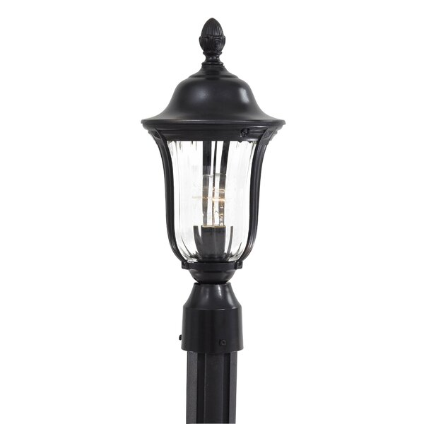 Morgan Park Outdoor 1-Light Lantern Head by Great Outdoors by Minka