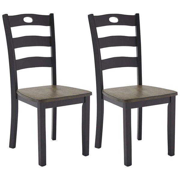Penzance Dining Chair (Set of 2) by Three Posts