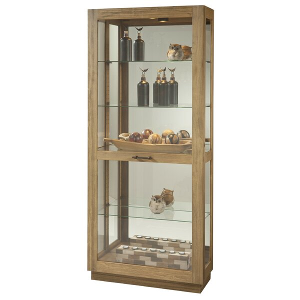 Breeden Curio Cabinet by Darby Home Co