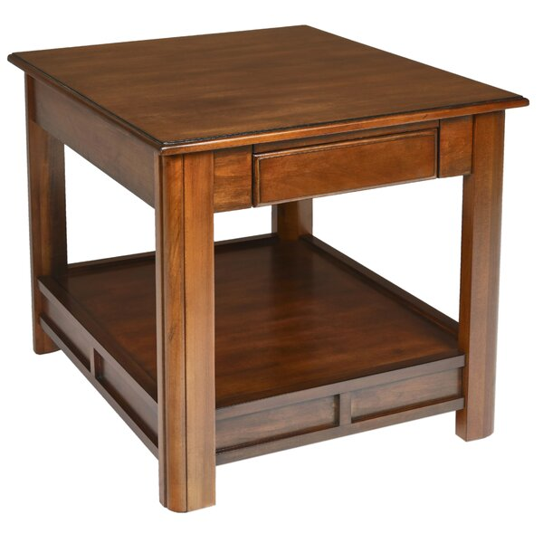 Clearfield End Table by Loon Peak