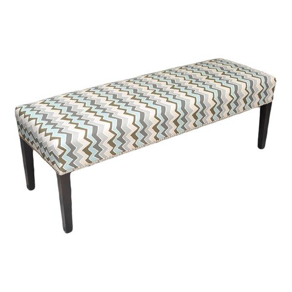 Denton Cotton Bench by Sole Designs