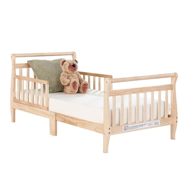Big Oshi Toddler Bed by Baby Time International, Inc.