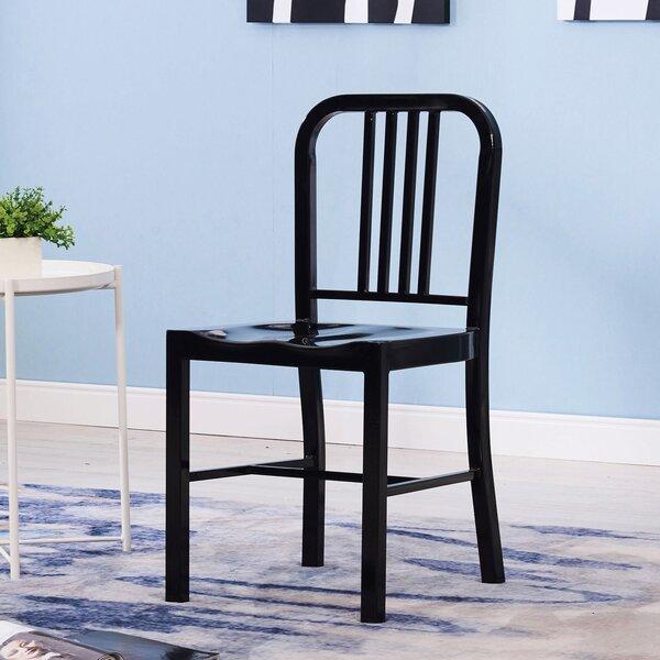 Mcnamara Patio Dining Chair (Set of 2) by Ebern Designs