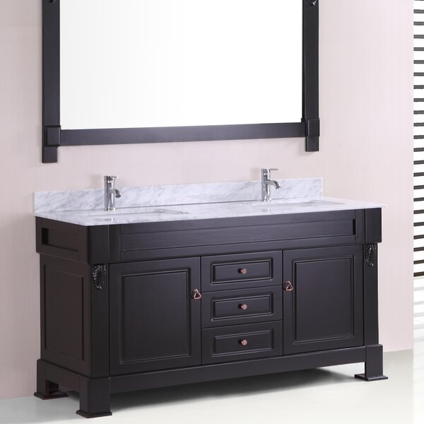 Honoria 72 Double Bathroom Vanity Set by Gracie Oaks