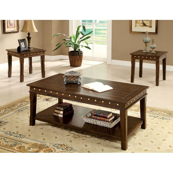 Mckay 3 Piece Coffee Table Set by Canora Grey
