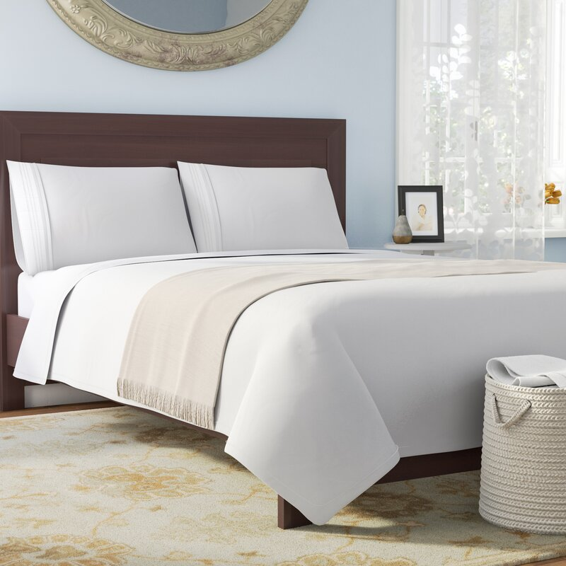 luxury products bamboo sets soft set in sheet piece bed polyester colors