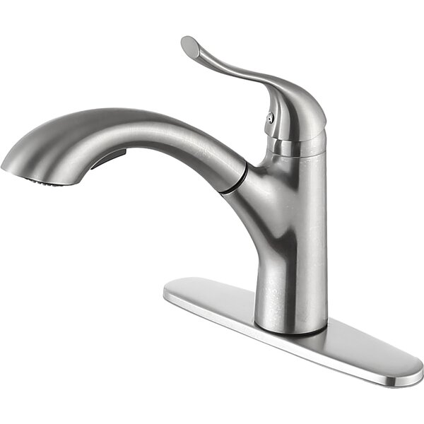 Navona Series Single Handle Kitchen Faucet by ANZZI