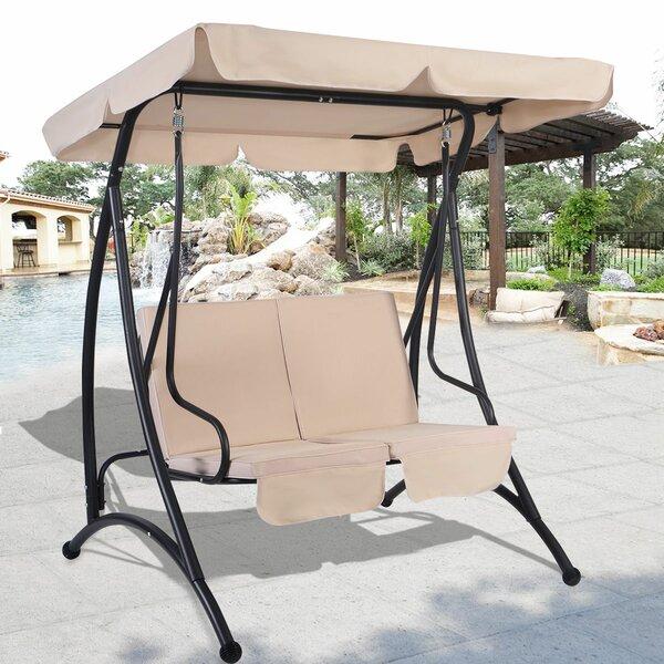 Reagle 2 Person Porch Swing By Winston Porter
