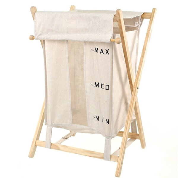 Bubo Laundry Hamper by Gedy by Nameeks