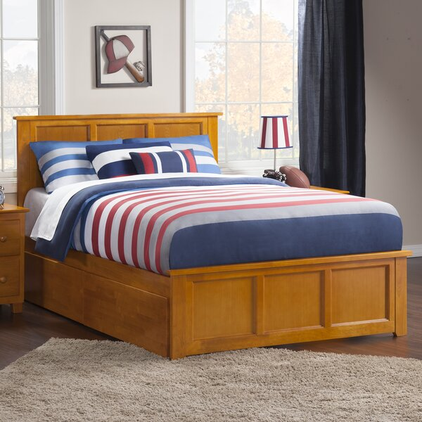 Marjorie Storage Platform Bed By Three Posts