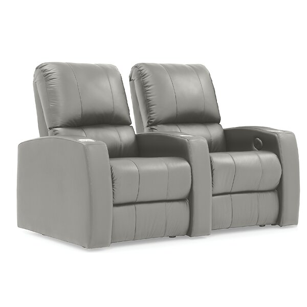 Sloane Manual Reclining Home Theater Loveseat (Row Of 2) By Palliser Furniture