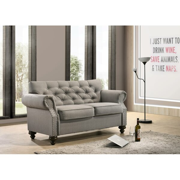 Severn Loveseat by Canora Grey