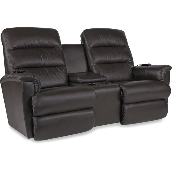 #1 Tripoli Leather Power Reclining Loveseat By La-Z-Boy Read Reviews