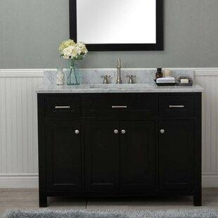 Reviews Furlow 48 Single Bathroom Vanity Set ByRed Barrel Studio