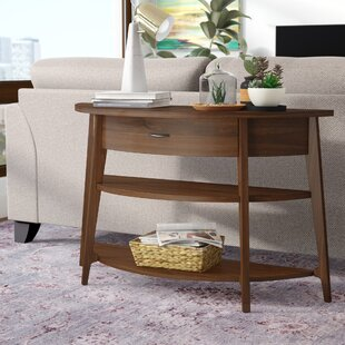 Alvin Bell Demi-Lune Console Table ByLangley Street