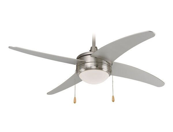 50 Europa 4-Blade Ceiling Fan by Royal Pacific