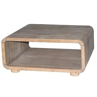 Bos Coffee Table Union Rustic