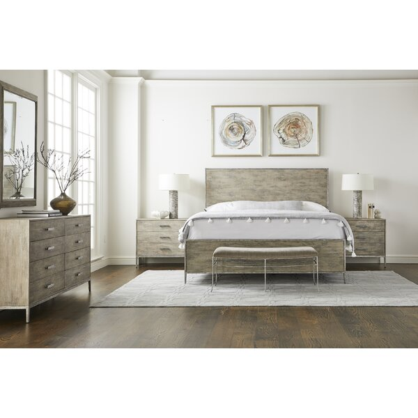 Cameron Panel Standard Bed by Stanley Furniture