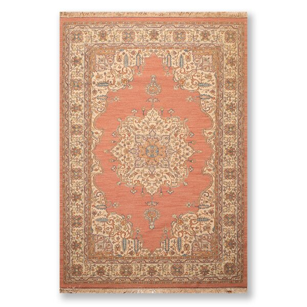 One-of-a-Kind Ayon Traditional Persian Oriental Hand-Knotted 6'3