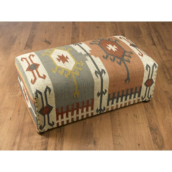 Coppedge Ottoman by Union Rustic